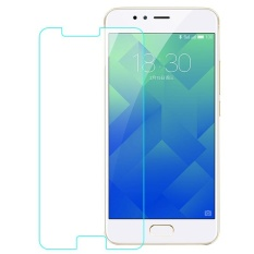 2pcs Tempered Glass for Meizu M5, Premium 9H Hardness 0.3mm RoundColor Screen Guard Protector