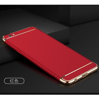 Update Harga 3 in 1 PC Protective Back Cover Case For OPPO F1s / OPPO A59 / OPPO A59s (Red) – intl IDR84,000.00  di Lazada ID