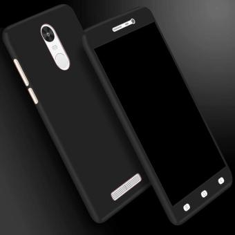 360 Degree Full Body Protective Case 2 in 1 Design Frosted Hard PC Back Cover for Xiaomi Redmi Note 3 Note3 - intl
