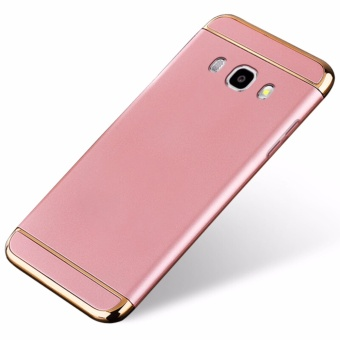 3in1 Ultra Thin Electroplated PC Back Cover Case For Samsung Galaxy J2 Prime G532