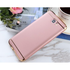 3in1 Ultra-thin Electroplated PC Back Cover Case for Samsung Galaxy J7 Prime / Galaxy