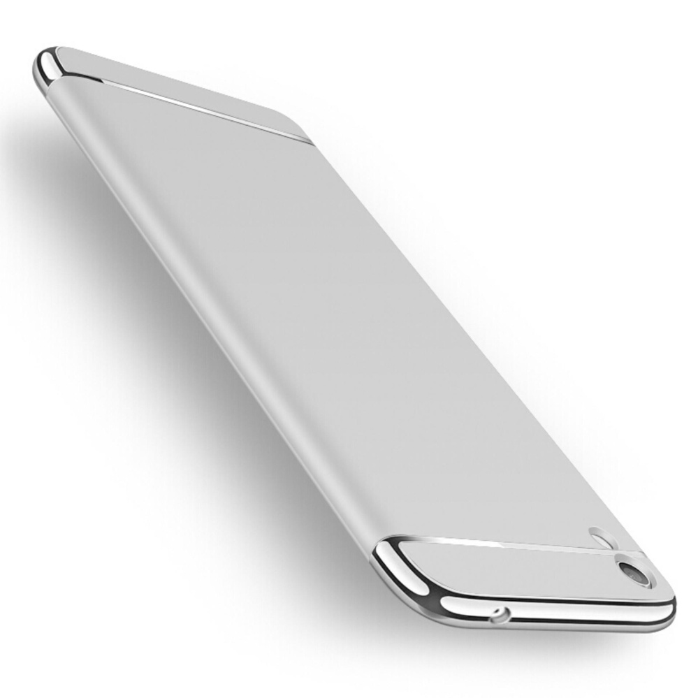 eShop Checker 3in1 Ultra-thin Electroplated PC Back Cover