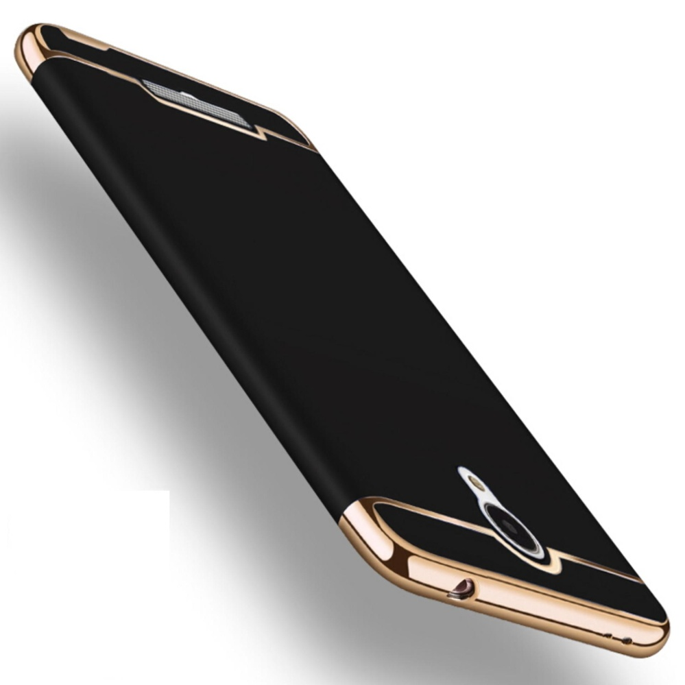 ... 3in1 Ultra-thin Electroplated PC Back Cover Case for Xiaomi Mi Note 2 - intl ...