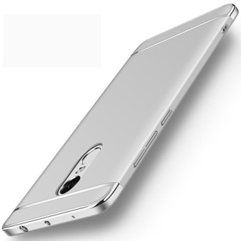 3in1 Ultra-thin Electroplated PC Back Cover Case for Xiaomi Redmi Note 4X 4gb RAM/64gb ROM 4gb RAM/64gb ROM - intl