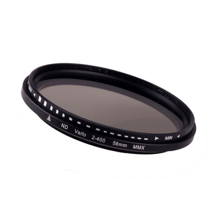 ... 58mm Fader Variable ND Filter Adjustable ND2 to ND400 NeutralDensity - intl ...