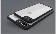 5XIAOHUO Stylish high-end ultra-thin transparent phone Case Foriphone 6S 6 case throttle