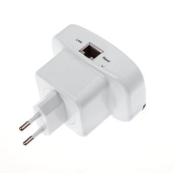 ... 802.11 wifi pengulang wireless n ap Penguat Sinyal Extender rentang ( steker Uni Eropa) -
