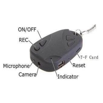 808 Car Keys Mirco-camera Spy Cam - 3