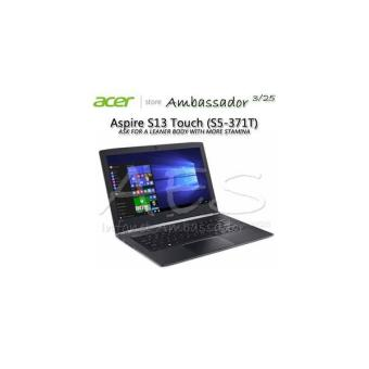 Acer Aspire S13 S5-371t (Core-I7/Ram 8gb/512gb Ssd/Windows10 Touch)