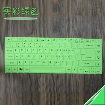 Gambar Acer Ms2360 Ms2367 Ms2376 Ms2380 Komputer Debu Pelindung Stiker Keyboard Membran