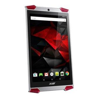 Acer Predator 8 (GT-810) - 32GB - Silver-Merah