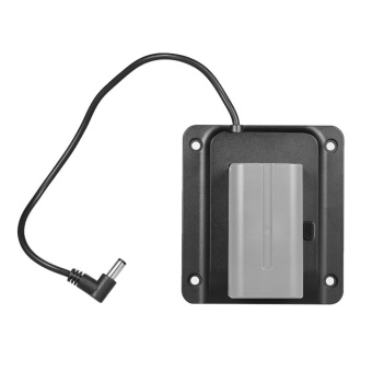 Adapter Plate Base For Bmpc Bmcc Bmpcc For Sony Np F970 F750