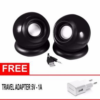 Agiler StereoSpeaker Laptop - AG-MS012