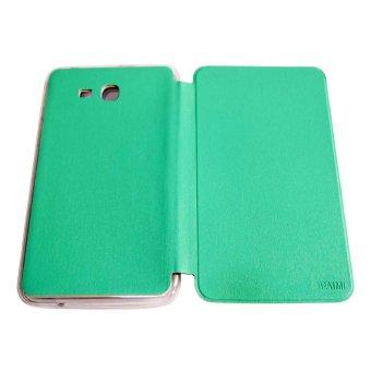 Aimi Leather Case Sarung Untuk Samsung Galaxy Tab 3 LiteT110/T111/Tab 3 V T116 - Hijau Tosca ...