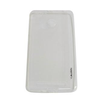 AIMI Ultrathin Silicone Soft Case for Xiaomi Redmi 3X - Transparan