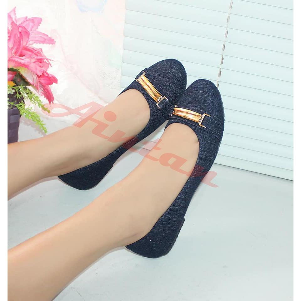 Aintan Flat Shoes Develop 002 - Sepatu Slip on