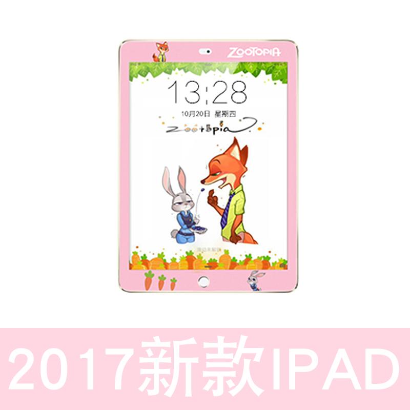 Air2/mini3/pro9 kartun Apple ID mini tablet filter warna pelindung layar pelindung layar