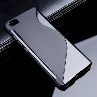 AKABEILA for Xiaomi Mi5 Prime Pro Sline TPU Silicone Back Cover for Xiaomi 5 Mi 5 5.15 inch S Line Soft Phone Case Black Simple Mobile Phone Bags Cases - intl