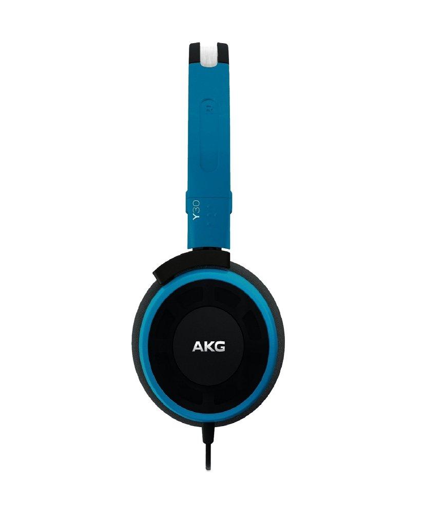 akg headphones. akg y30 u semi-open-air type on-ear headphones - teal   lazada indonesia akg