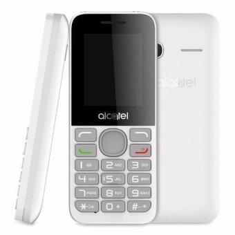 Alcatel 1054 D - Dual SIM - Putih