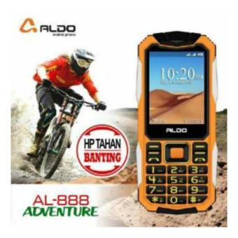 ALDO AL-888 ADVENTURE - DUAL SIM - TAHAN BANTING