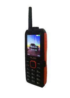 Aldo T66 Black Orange Adventure HP Power Bank Strong Signals