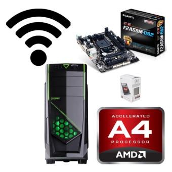 AMD A4-6300 DDR3 4GB HDD 160GB