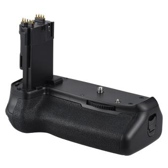Andoer BG-1T Vertical Grip Holder for Canon EOS 70D/80D DSLR Camera Compatible with 2 * LP-E6 - intl - 2