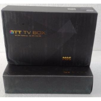 Android TV BOX M9S new
