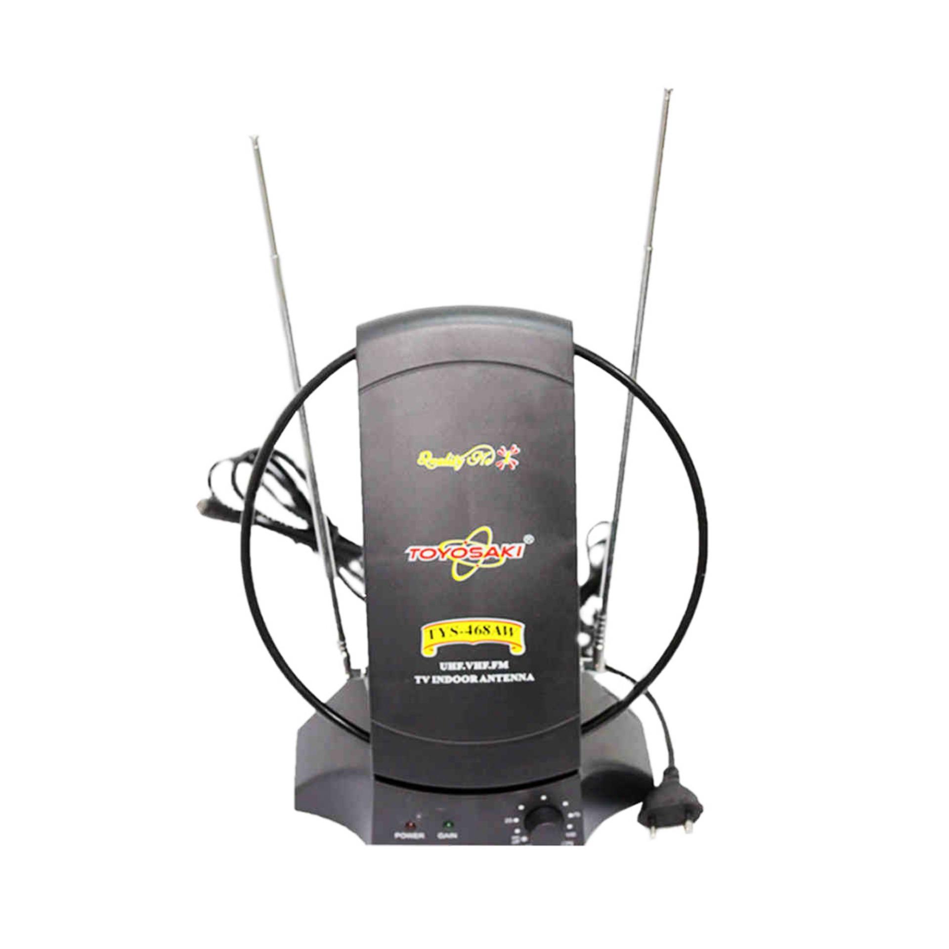 Harga Terendah Antena Dalam Toyosaki Tv Indoor Lcd Sanex Sn 722 Lcdled Boster
