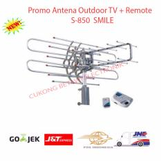 Remote Controlled Rotating Antena+Cable+Booster 28 DBIDR129900. Rp 135.000 .