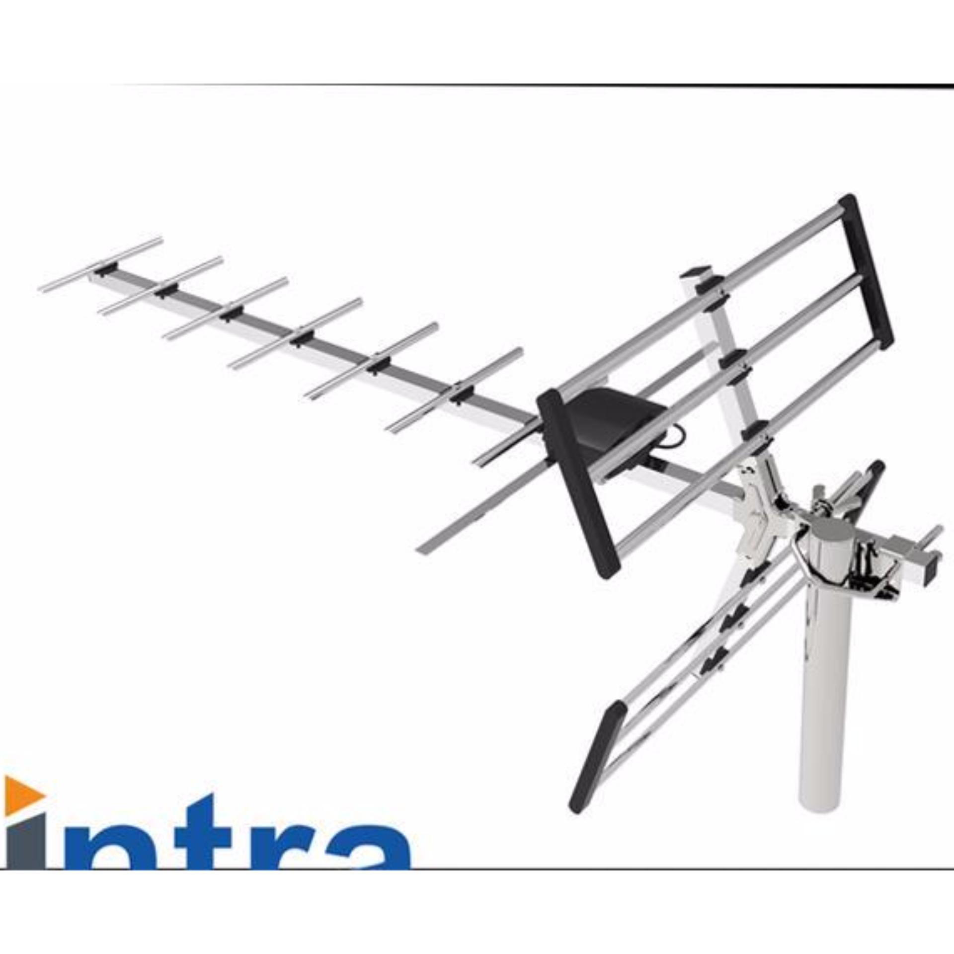 Pelacakan Harga Antena Tv Luar Outdoor Digitalhm 003 Dalam Tarik Indoor Vhf Ampamp Uhf