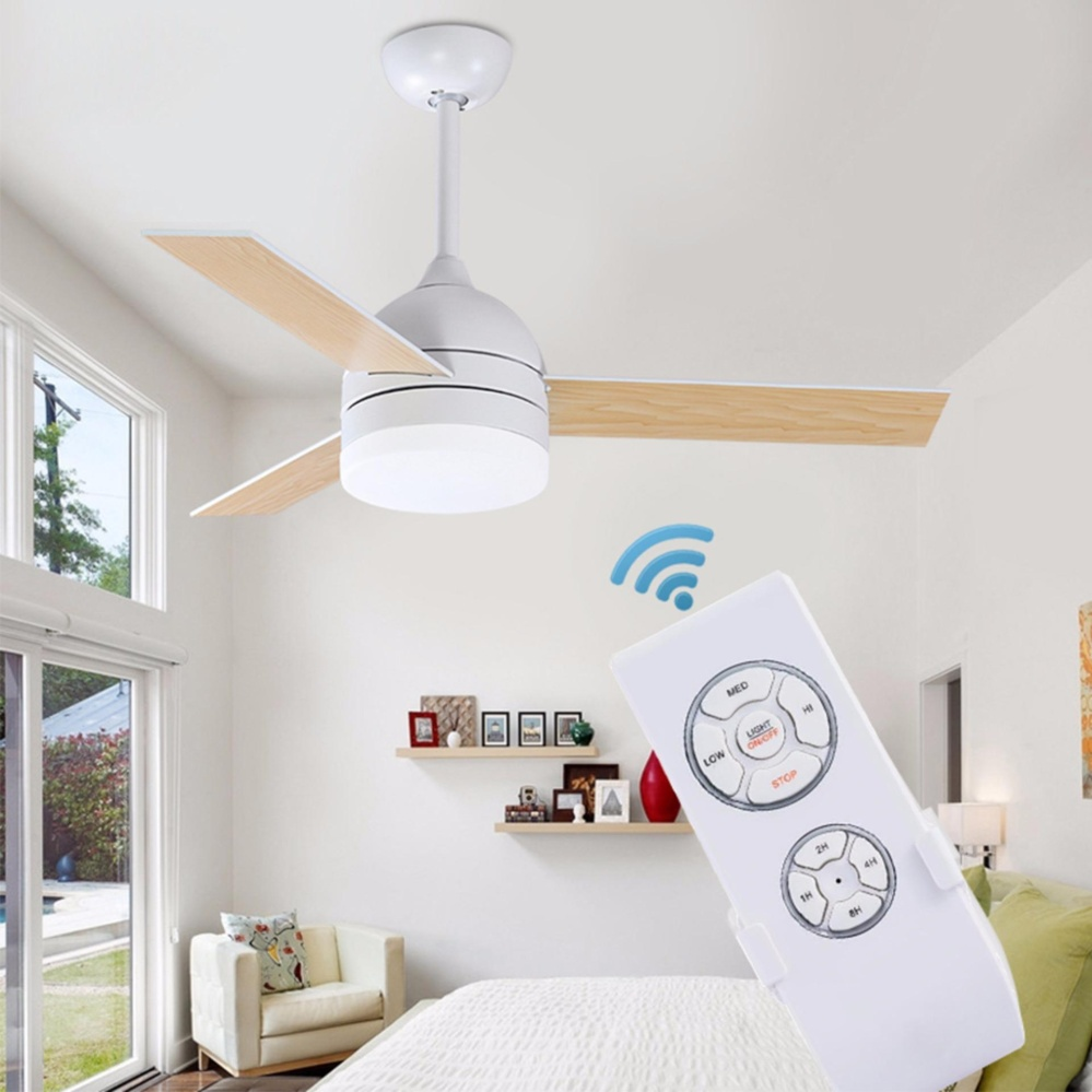 Bandingkan Toko Anysane Universal Wireless Ceiling Fan Lamp Remote Embedded Client Sxtg 2hnd 24ghz Mimo Controller Kit Timing For Led Energy