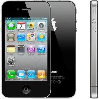 harga Apple iPhone 4S - 16GB - Black - Grade A Lazada.co.id
