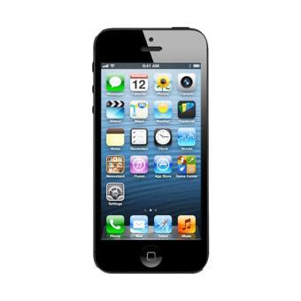 Apple iPhone 5 32GB Smartphone - Hitam