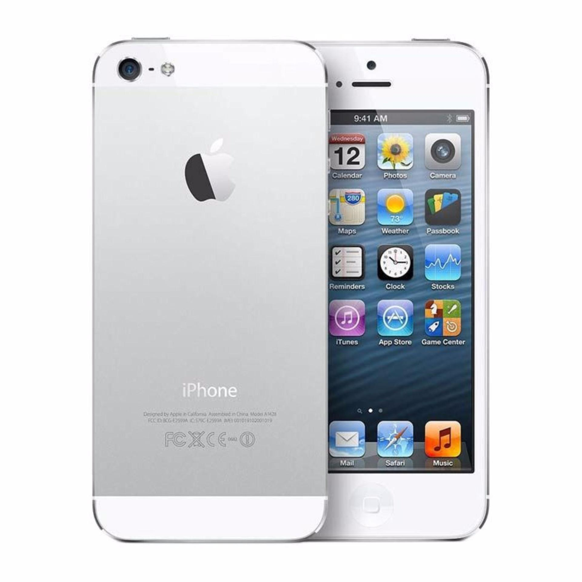 Apple iPhone 5 32GB - White [Refurbish] - Grade A