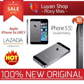 Apple iPhone 5s GREY - 16GB - RAM 1GB - GARANSI 2 TAHUN