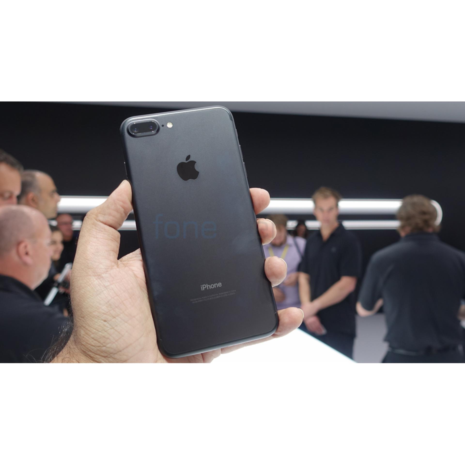 Belanja Murah Apple Iphone 7 Plus Blackmatte 32gb Ram 3gb 32 Gb Garansi Resmi Camera 12mp 2