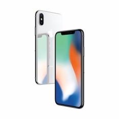 Apple iPhone X 256GB Perak