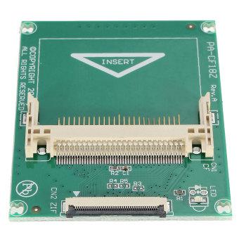 Apple iPod 5G/6G CF kartu memori untuk Toshiba Tutup ce HDDharddisk SSD HDD adaptor- intl - 4