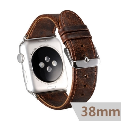 Apple Iwatch2/42mm Kulit Bisnis Apple ID Jam Tangan Tali Jam Tangan