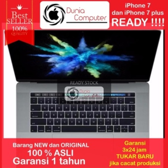 APPLE MacBook Pro MPXV2 New 2017 Touch Bar 13 Inch -