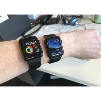 Apple Watch 2 series 1 Gold - 42mm - 8GB Internal - GARANSI 1 TAHUN - 3