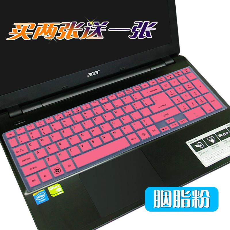 Aspire vn7-571 notebook komputer tombol keyboard membran film