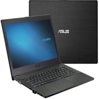 "Asus Pro P2430 Core I3-6006/4Gb//500Gb/14""/Fingerprint/Dos Resmi Ori"