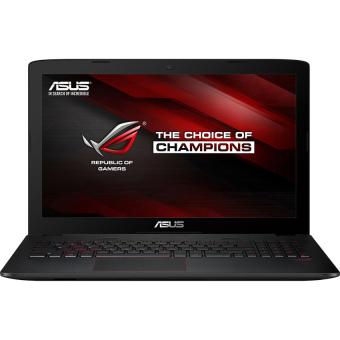 Asus ROG GL552JX-DM174H - RAM 12GB - Core i7 4720HQ - 15.6 Inch - Hitam