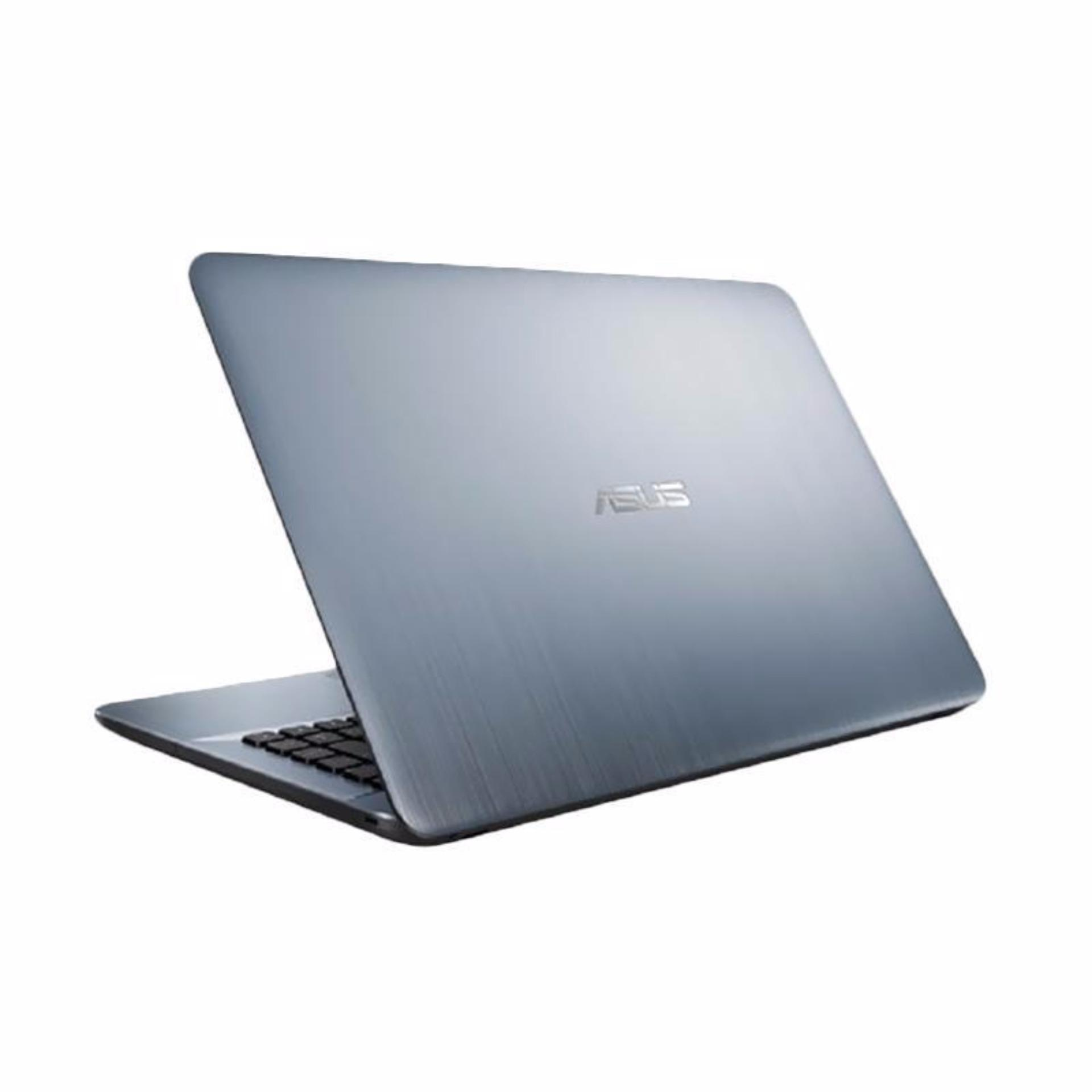 "Flash Sale Asus X441NA - Intel N3350 - RAM 2GB - 500GB - 14"" - DOS - Hitam"