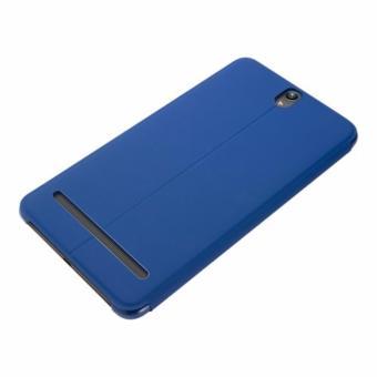 Asus ZenFone Go Folio Cover for Zenfone Go ZB690KG - Purple - 3