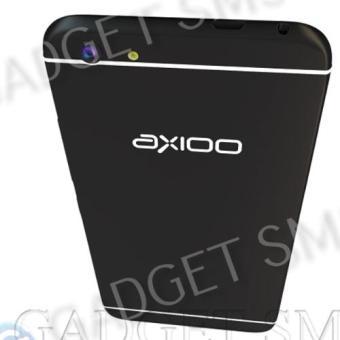 Axioo Picophone M5 - 8GB - Black - 3