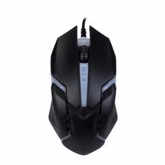 Banda Digitals Gaming Mouse Warnet B400 - Hitam